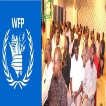 Burco:-Ganacsatada Gobolka Togdheer Oo Cabasho Ka Muujiyay Hay'adda Cuntada Aduunka Ee WFP