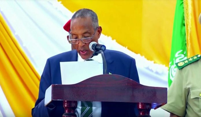 Madaxweyne Biixi Oo La Filayo Inuu Labada Gole Uga Waramo Kulankii Uu Addis Ababa Kula Yeeshay Madaxweyne Farmaajo