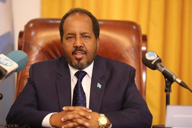 Xasan Sheekh Maxamuud Oo Dawladda Farmaajo U Soo Jeediyey Baaq Ku Saabsan Somaliland