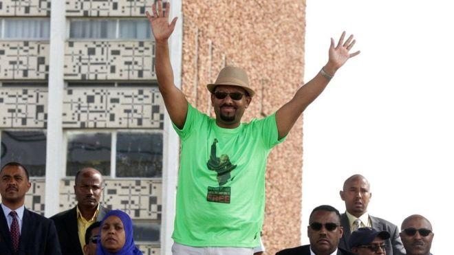 Maxay ahayd sababta Abiy Ahmed looga musaafrin rabay dunida?