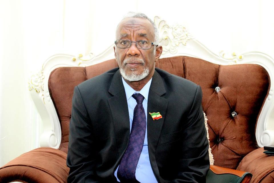 Wasiirka Waxbarashadda Somaliland Oo Si Adag Uga Hadlay Qaybo Kamida Dugsiga Maxamuud Axmed Cali Oo La Iibiyey