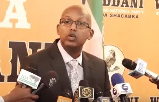 War Deg Deg Ah:-Masuuliyinta Xisbiga Waddani Oo Ka Jawaabay Hadlo Ka Soo Yeedhay Wasiirka Gaadiidka Somaliland.