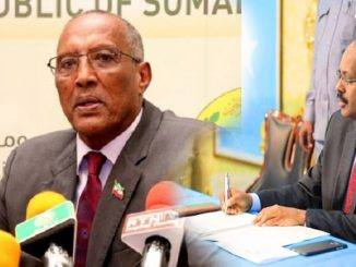 Hargeisa:-Dawlada Somaliland Oo U Hanjabtay Dawlada Tamarta Daran Ee MUQDISHA,Kana Hadlay Xeebaha Somaliland.