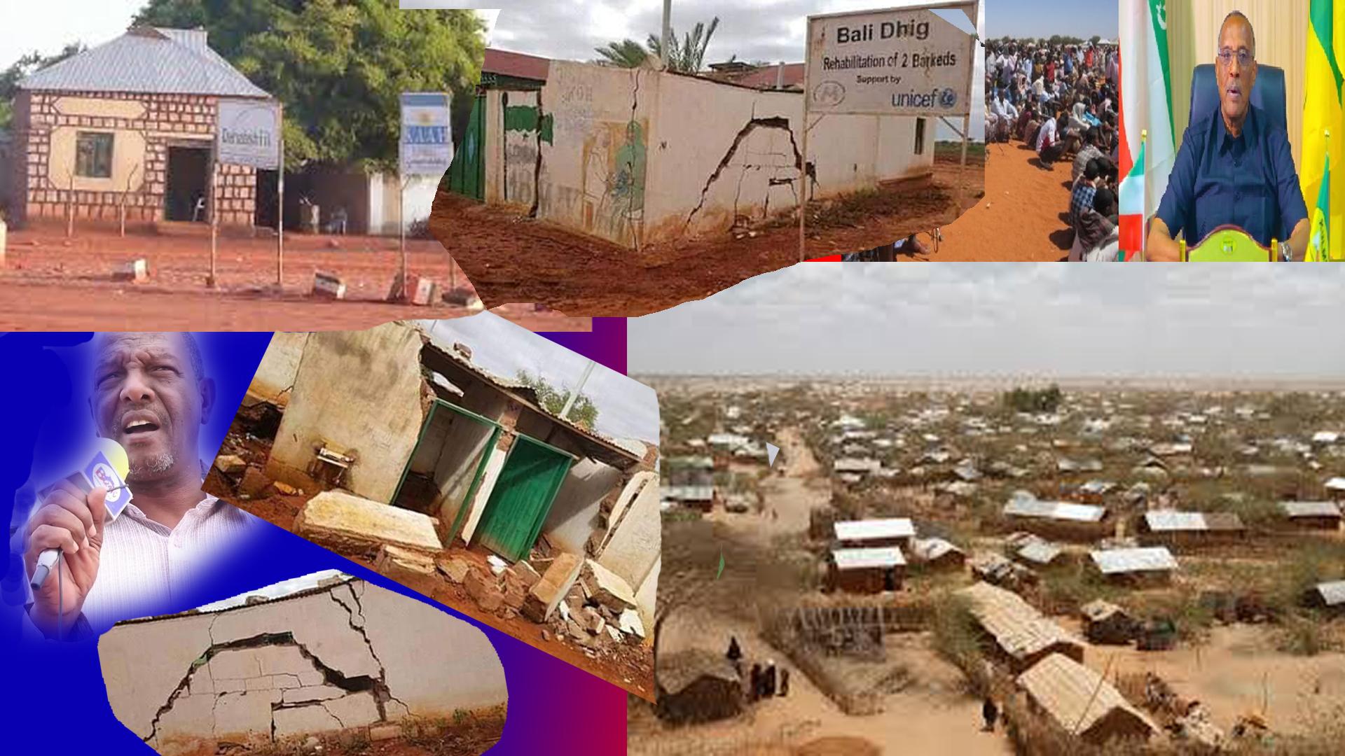 Xukuumadda Somaliland oo Dhegaha ka furaysatay Waxa u Qabashada Degmada Balidhiig Oo Ah Halbawlaha Somaliland