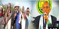 Kulan Dhexmarey Madaxweyne Muuse iyo Madax-dhaqameedka Awdal& Wuxuu Ku So Dhamaaday.