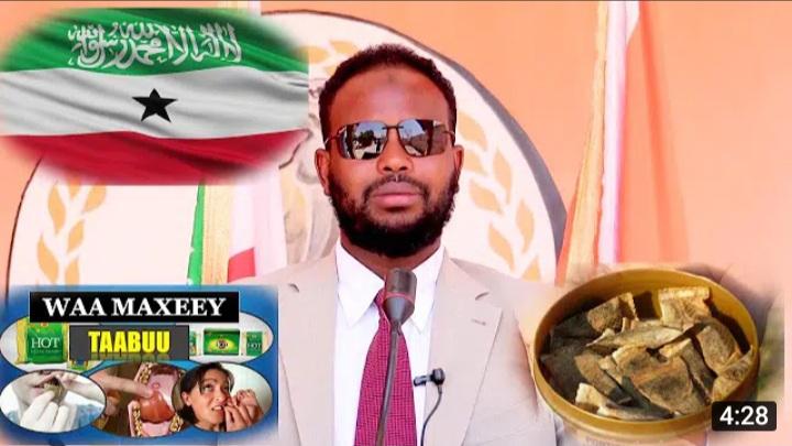 Xisbiga Waddani Oo Ka Hadlay Tubaako La So Galiyay Somaliland
