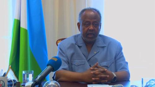 Jabuuti:Madaxweynaha Djibouti Halkuu Ka Taagan Yahay Qaybaalada Dalkiisa Ka Jirta?