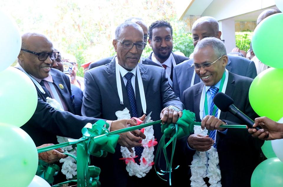 Gudaha:-Madaxweynaha Jamhuuriyadda Somaliland Oo Daah-Furay Shirweyne Ballaadhan Oo Lagu Gorfaynayo Horumarinta Hay'adaha Maaliyadeed Ee Dalka.