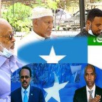 """Shacabka Somaliland 1 Luuliyo Waa U bal Madow""""Madasha Wadatashiga Somaliland Oo Siro Culus Qarxiyay"""