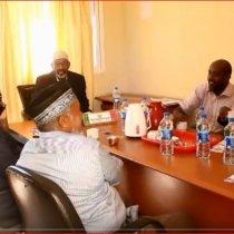 Hargeisa:-Wasiirka Gadiidka Iyo Jidadka Somaliland Oo Hor Tegay Gudi Hoosadka Goolaha Wakiilada Somaliland.