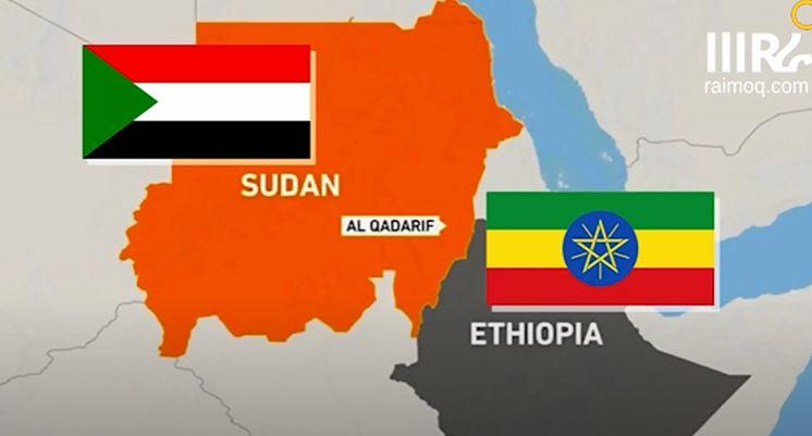 Wadamada Suudan Iyo Ethiopia Oo Weeraro Afka Ah Isku Qaadaya Xili Xaalada Colaadeed Ka Dhex Taagan Yahay Labada Wadan.