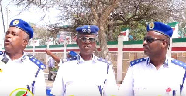 Hargeisa:-Ciidanka Booliska Somaliland Oo Digniin Adag U Diray Darawalada Baabuurta+Arimaha Soo Kordhay.