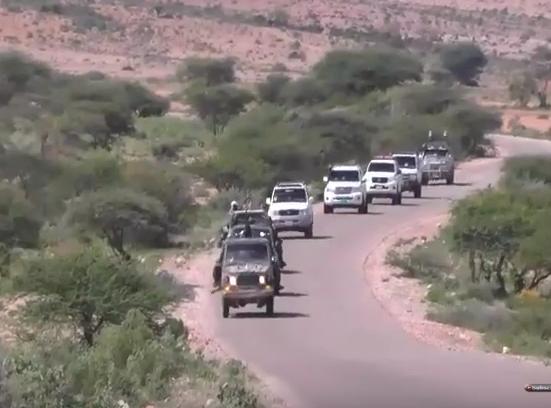 Gudaha:-Wasiirka warfaafinta Somaliland Sulayman Yusuf Koore oo lagu soo dhaweeyey degaanka Tukaraq+Qaab Kii Loo Soo Dhaweeyay.