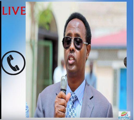Daawo: Siyaasi Mustafe Shiine oo si adag u dhaliilay Xukuumadda Muuse Biixi