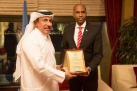 Dowladaha Qatar Iyo Somaliya Oo Kala Saxeexday Heshiis Lagu Horumarinayo Dekadaha Somaliya.