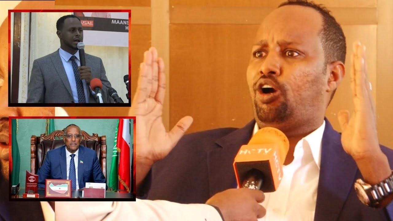 War Deg Deg Ah:-Xukuumada Somaliland Oo Joojisay Bandhig Suugaaneed Siweyn Loo Wada Sugaayey Kaas Oo Lagu Marti Qaaday Abwaan Daaha Gaas.