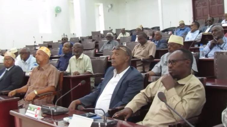 Daawo: Golaha Guurtida JSL oo dood ka yeeshay siyaasadda arrimaha gudaha iyo dibadda ee somaliland