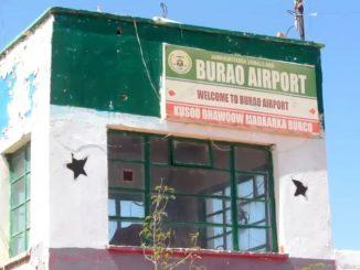 Burco:-Maxaa Sabab U Ah In Madaxweyne Muuse Biixi Booqan Waayo Garoonka Diyaaradaha Burco.