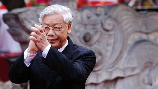 Vietnam:Madaxweynaha Vietnam oo la waayay meel uu jaan iyo cirib dhigay