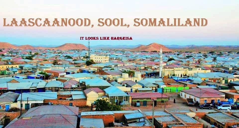 Ciidamada Booliska Somaliland Oo Dad U Xidhay Qarax Ka Dhacay Laascaanood.