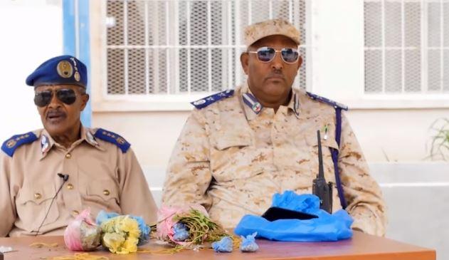 War Deg Deg Ah:-Ciidanka Police Somaliland Oo Soo Bandhigay Maandooriye Ay Soo Qabteen Iyo Goobta Lagu Qabtay.