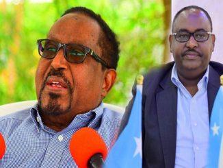 Hargeisa:-Prof Ismaciil Buubaa Oo Baaq U Soo Jeediyey Madaxweynaha Cusub Ee Puntland.