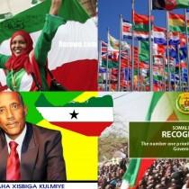 Maxaad Ka Ogtahay Inta Jeer Ee Qaar Kamida Dawladaha Caalamku Isku Dayeen Inay Ictiraafaan Somaliland Maxaase Baajiyey.