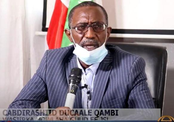 Gudaha:-Xukuumadda Somaliland ayaa War ka Soo Saartay Dagaal Beleedka Degmada Xuudun.