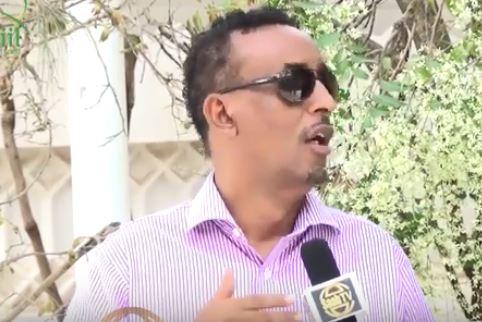 """Hargeisa:-""""Ma Jiro Xeer Cadaynaya Goboladda A-da, Gabilayna Waa"""" Xildhibaan Wabeeye"""