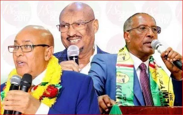 Shan Caalamadood Oo Muujinaya Inaanay Doorashooyinka Baarlamaanka Ee Somaliland Dhacayn sanadkan 2019
