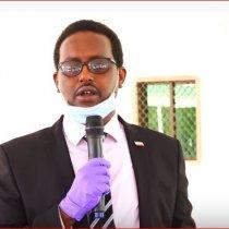 Gudaha:-Wasiirka Caafimadka Somaliland Oo Fariin Uu Diray Ururada Bulshada Somaliland.