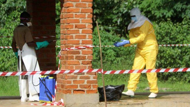 Caalamka:-WHO oo qabaneyso kulan looga hadlayo halista caabuqa Ebola