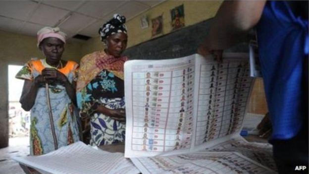 Guddiga Doorashada dalka Congo oo ansixiyay musharaxiin 21 gaaraya.