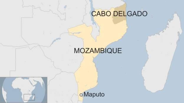 Mozambique: Koox looga shakisan yahay inay yihiin maleeshiyaad Islaamiyiin ah oo dad shacab ah ku dilay Mozambique+ Tirada Dadka ay Dileen