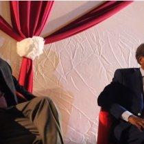 Burco:Prof Cali Khaliif Galaydh Iyo Prof Axmed ismaacil Samater Oo Habeenkii Xalay Doob Cilmiyeed Ka Hadlaysay Siyaasada U Qabtay Aqoonyahan Magaalada Burco.