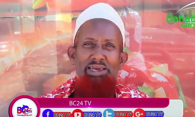 Burco:-Mid Ka Mid Saladiinta Somaliland Oo Ka Hadlay Nabadayntii Ka Dhacaday Dawlada Somalida Ee Ethiopia Ee Lagu Heshinayay Beelaha Wada Gobolka Sool