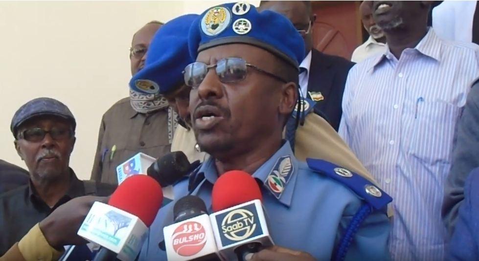 Taliyaha Ciidanka Booliska Somaliland Cabdilaahi Fadal Iiman Sheegay Inayna Ka Hadhi Doonin Cidkasta Oo Fal Amni Daro
