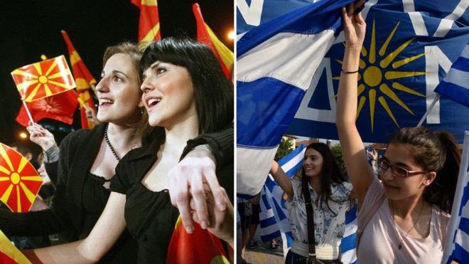Macedonia:-Murankii ka taagnaa Magaca dalka Macedonia oo la soo afjaray+Arimaha Lagu Soo Afjaray.