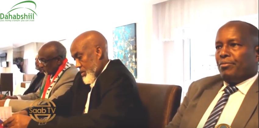 Ankara: Daawo Ganacsato Reer Somaliland Oo Ka Dareeray Shirweyne Ganacsiyeed Ka Socday Dalka Turkiga