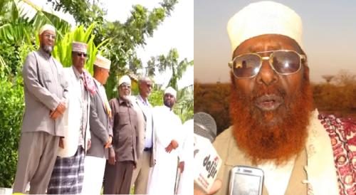 War Deg Deg Ah:-Suldaan Puntland ah Oo Beeniyay Hadal Ay Faafiyeen Ergadii Somaliland Ee Tagtay Garoowe.