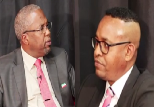 Daawo:-Caare Waa Dibjir Halkaasaanu Cimrigiisa Ku Dhamaysanayaa Wasiirkii Hore Ee Ganacsiga Iyo Warshadaha Somaliland.