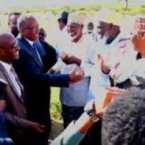 Gudaha:-Madaxweynaha Somaliland Oo Siweyn Loogu Soo Dhaweeyey Magalada Boorama.