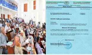 Xildhibaanada Golaha Wakiilada Somaliland Oo Laysku Yeedhay Fadhi Aan Caadi Ahayn Maalinta Sabtida.