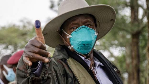 Doorashada Uganda 2021: Guddiga doorashada oo la filayo in uu shaaciyo natiijada doorashada