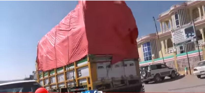 Hargeisa:-Gadiidka Xamuulka Ah Oo Loo Diday Inay Hor Maran Madaxtoyada Somaliland Iyo Darawaliintii Gaadiidlaysaa Oo Cabasho Ka Muujiyay