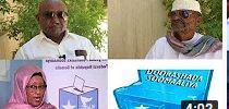 Hargeisa:-xildhibaano ka Tirsan Wakiilada JSL Oo Ka Hadlay Hadal Ka Soo Yeedhay Gudida Dorashoyinka Somalia.