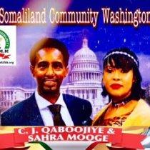 """Washington:-Gudida Jaaliyada Somaliland Ee Washington """"DC"""" Ee Dalka Maraykanka Oo Ka Hadlaya Qaabka Ay Udhacayso Xuska 18ka May."""