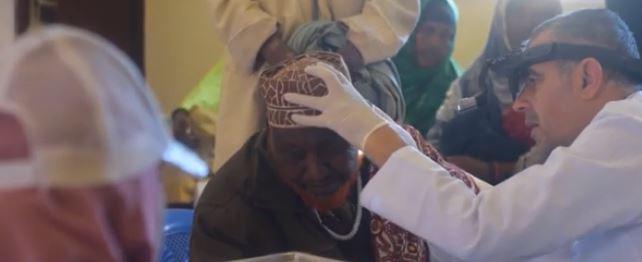Hargaysa:-Kooxo Dhakhaatiir Ah Oo Adeeg Caafimadka Ka Fuliyay Xuduudka Somaliland Iyo Itoobiya