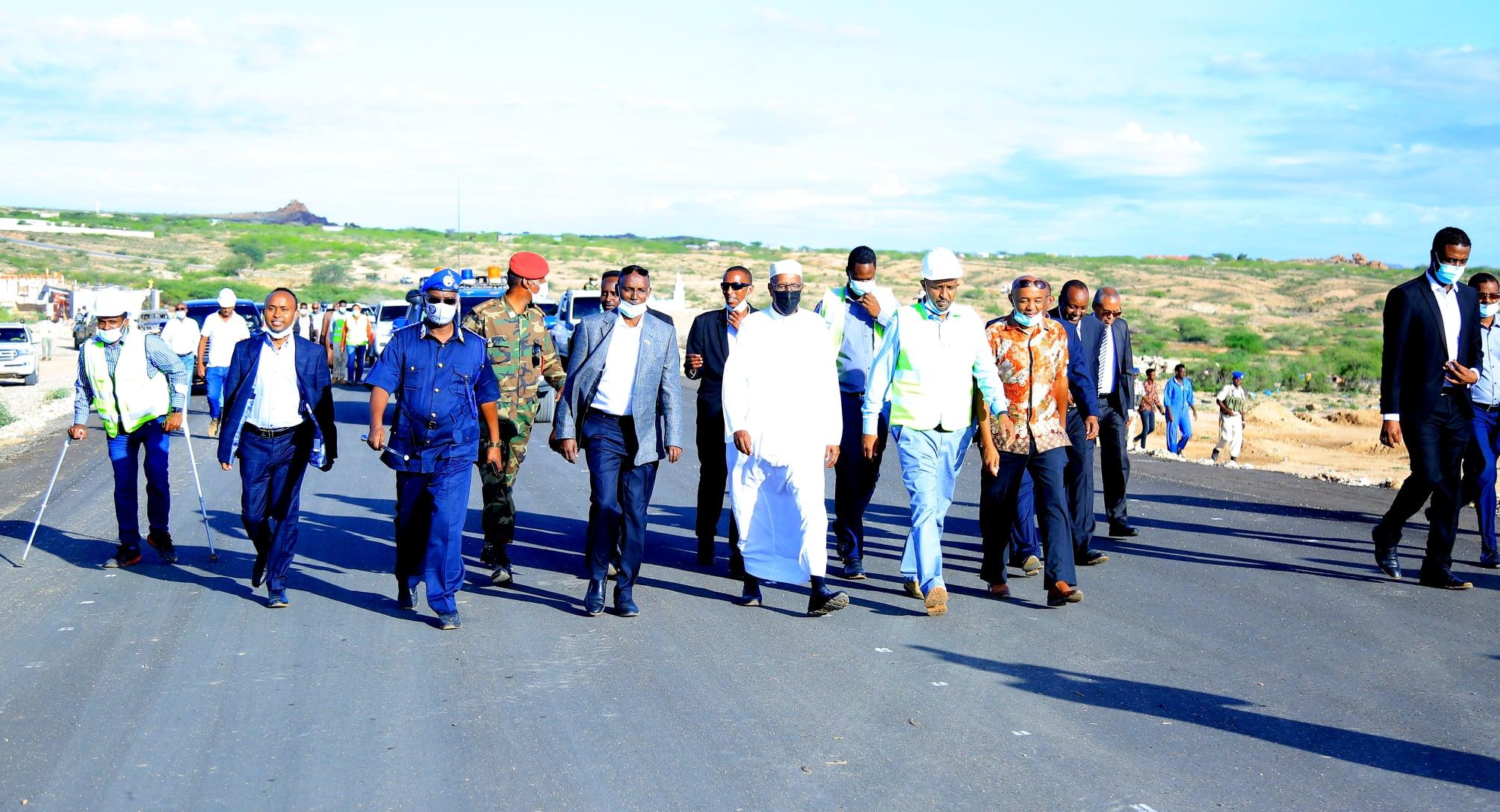 """Gudaha:-""""Biriijyadu waxay dhamaanayaan sannadkan gudihiisa"""" Madaxweynaha Somaliland."""