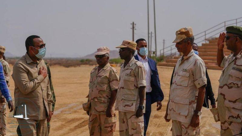Hadalhayn ka dhalatay booqashada Abiy Axmed ee Eritrea